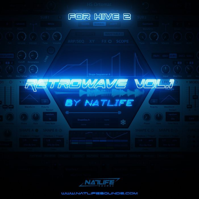 NatLife Retrowave Vol 1 for Hive 2