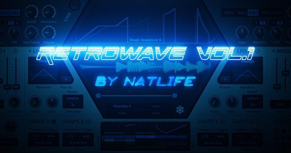 NatLife Retrowave Vol 1 for Hive 2