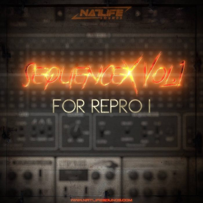 NatLife SequenceX Vol 1 for Repro 1