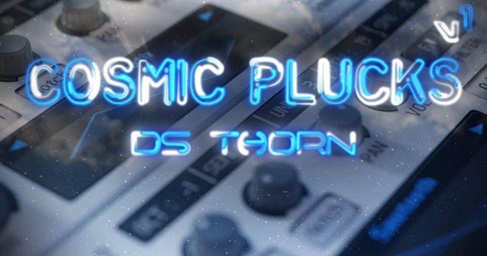 NatLife Sounds Cosmic Plucks V1 for DS Thorn