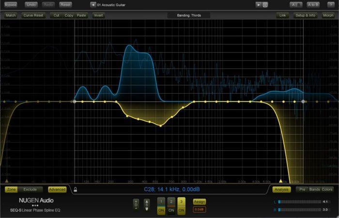 Nugen Audio SEQ S