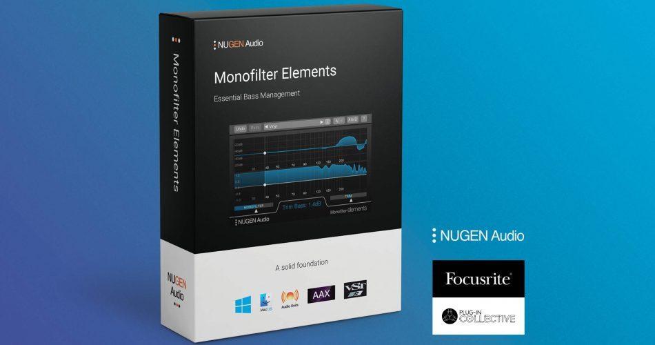 Nugen Monofilter Elements