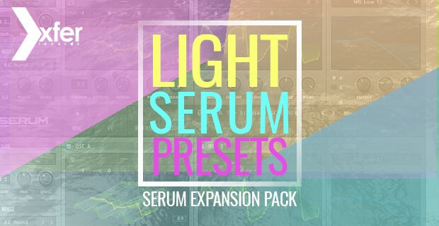 PIB Light SERUM PRESETS