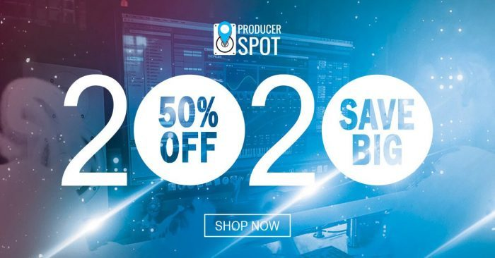 ProducerSpot 2020 New Year Sale
