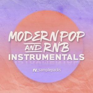 RV Samplepacks Modern Pop and RnB Instrumentals