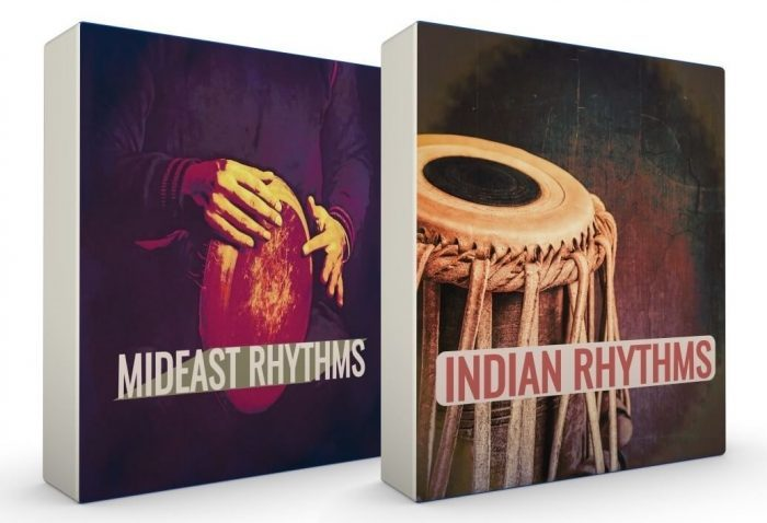 Rast Sound Mideast & Indian Rhytms