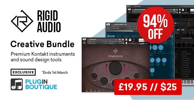 Rigid Audio Creative Bundle