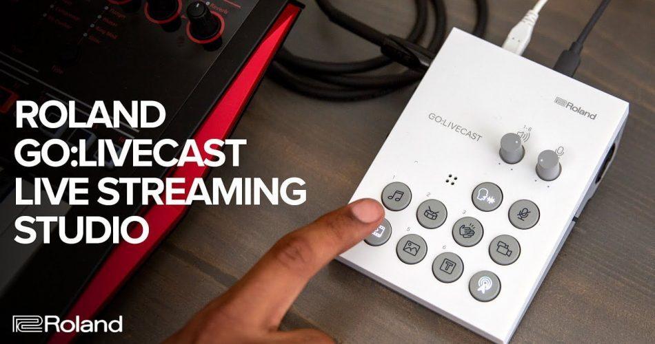 Roland GO Livecast feat