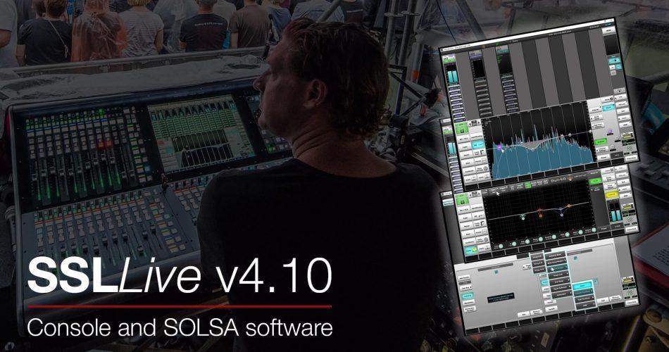 SSL Live v4 10