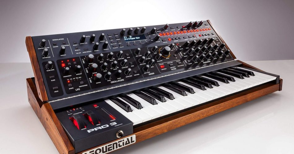 Sequential Pro 3 SE feat