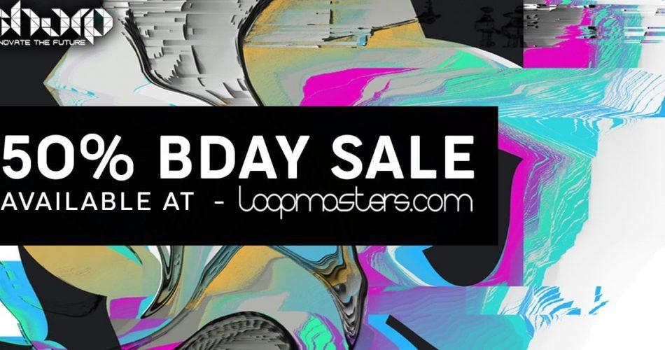 Sharp Birthday Sale