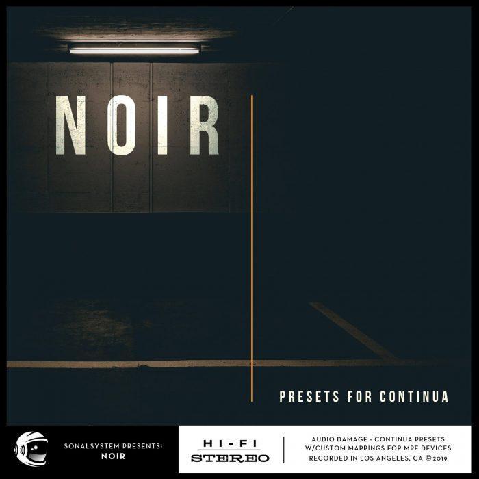 SonalSystem NOIR for Continua