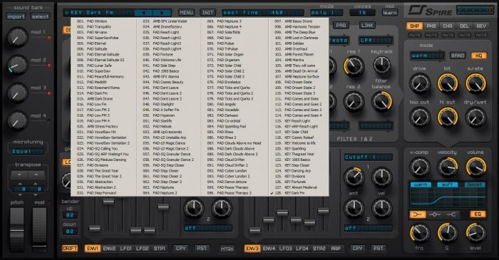 Sound 2 Inspire SURREAL SOUNDSCAPES SCREENSHOT