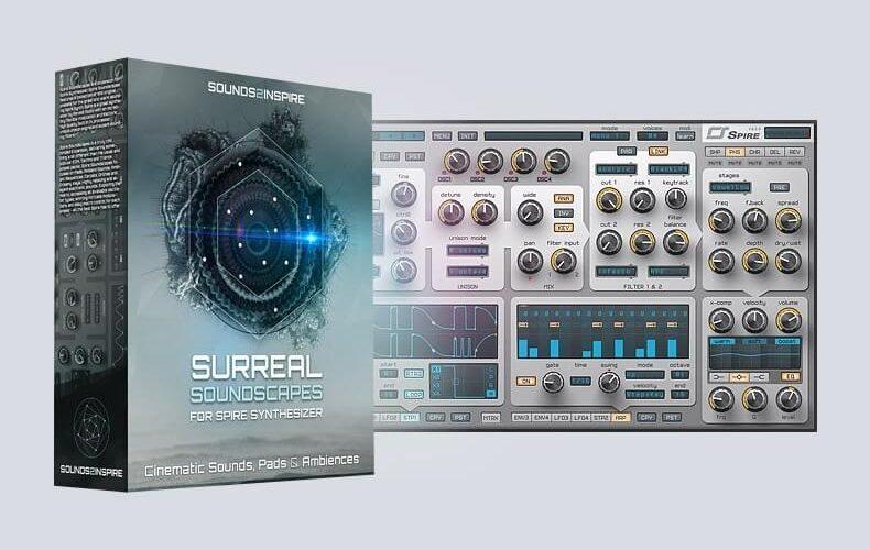 Sound2Inspire Surreal Soundscapes Spire