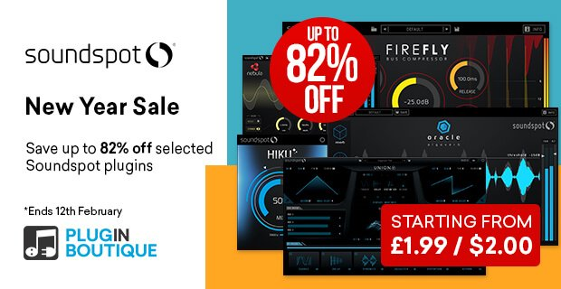 SoundSpot New Year Sale 2020
