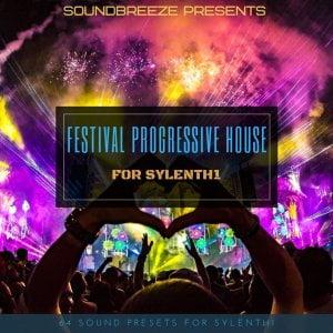 Soundbreeze Festival Progressive House for Sylenth1