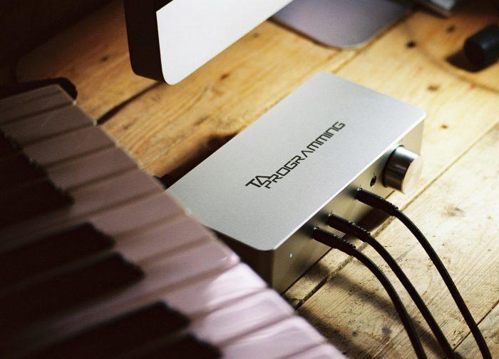 TA Programming Studio MIDI and CV Interface