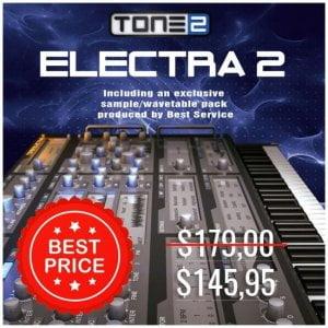 Tone2 Electra 2 sale