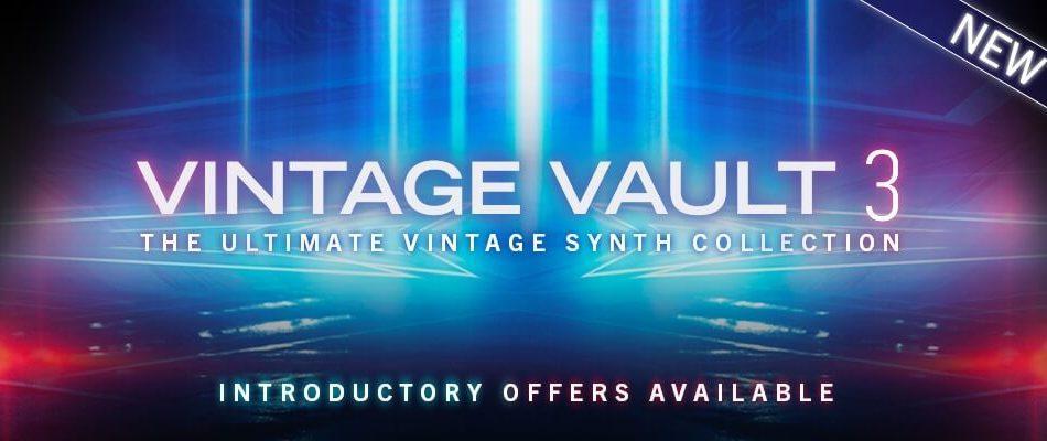 UVI Vintage Vault 3 sale
