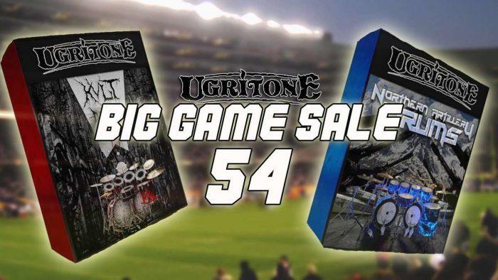 Ugritone Big Game Sale