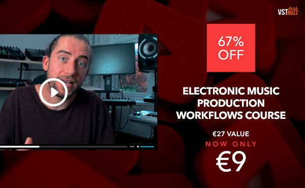 VST Buzz Groove3 Workflows Course