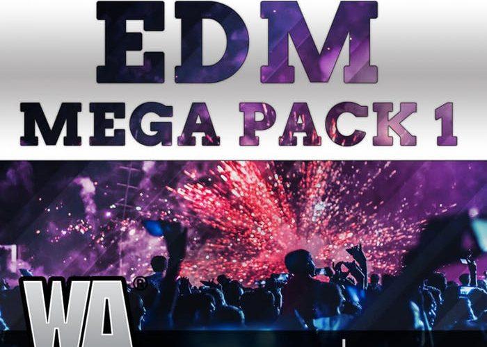 WA Production EDM Mega Pack 1
