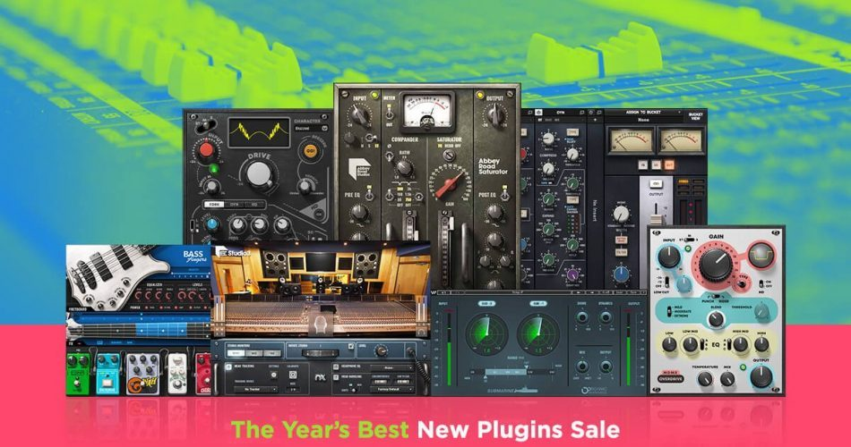 Waves Audio Best New Year