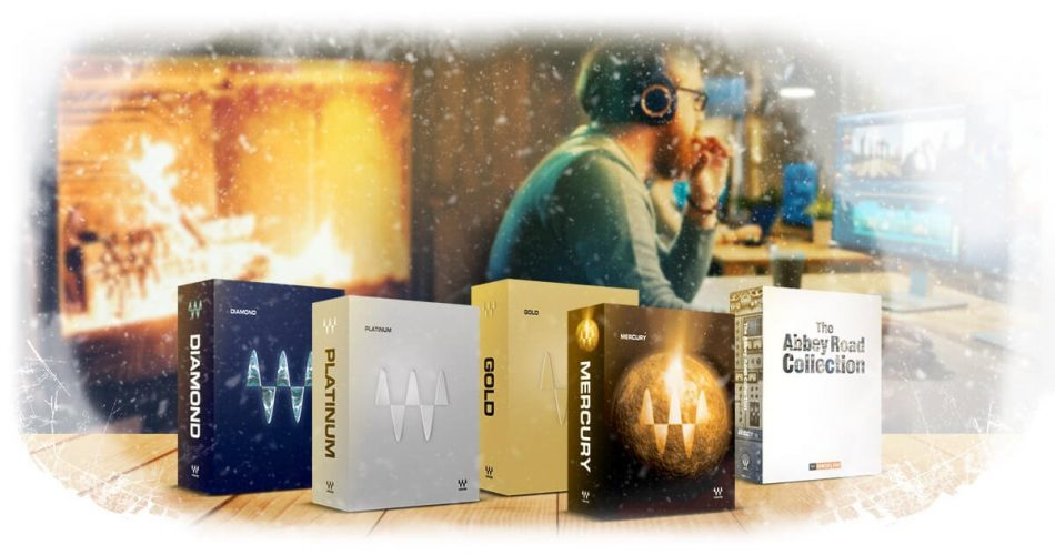 Waves Audio Bundle Up Sale