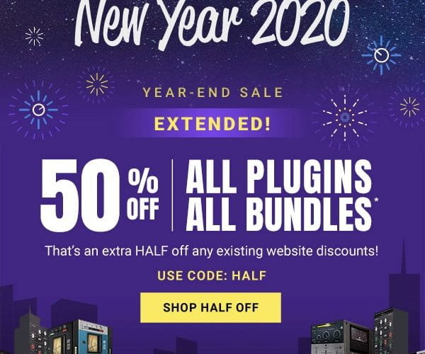 Waves New Year 2020