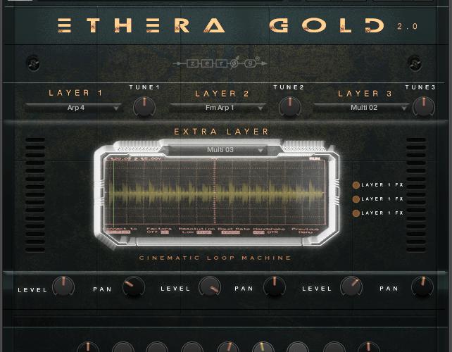 Zero G Ethera 2