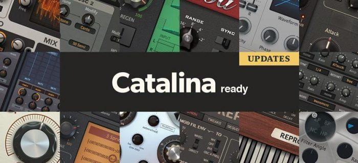 u he Catalina updates
