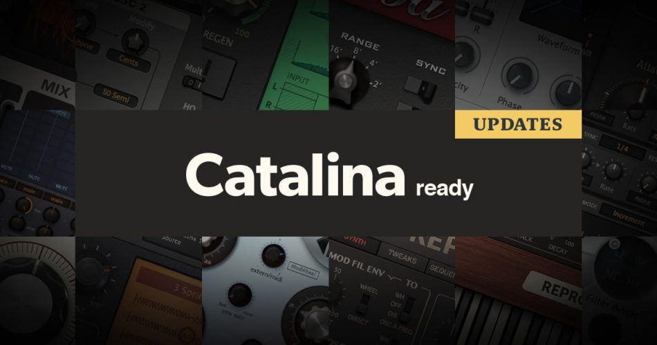 u he Catalina updates feat