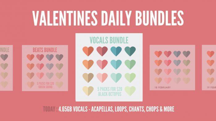 ADSR Valentines Day Vocal Bundle