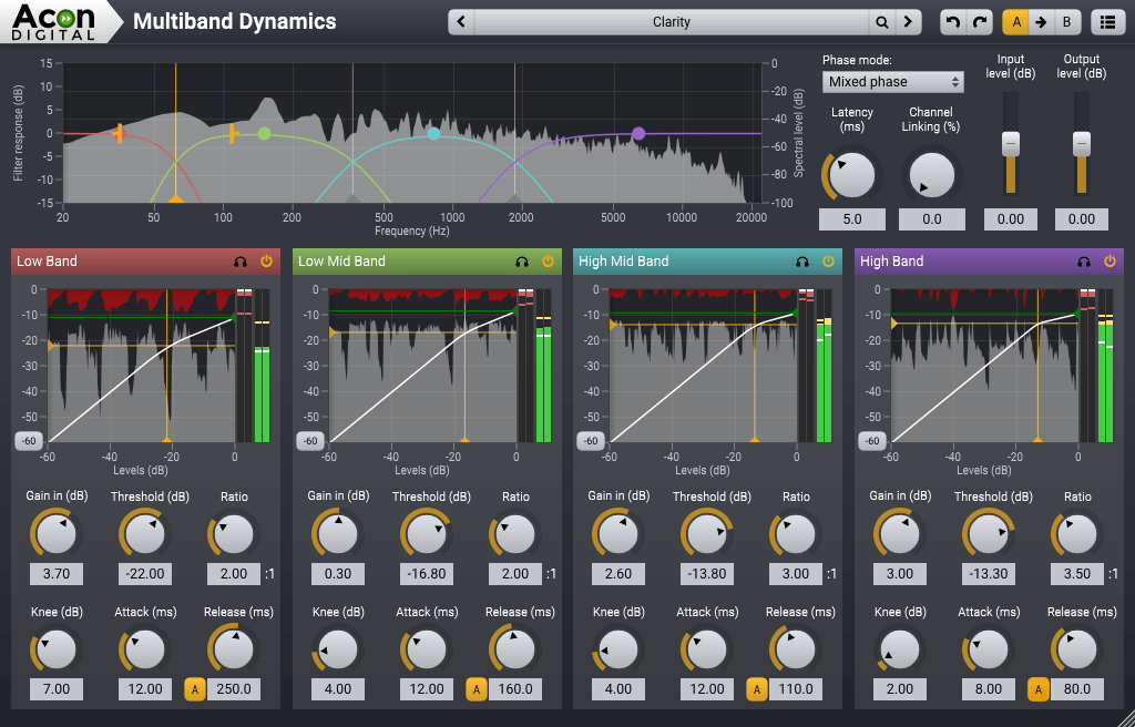 Acon Digital's Mastering Suite updated with macOS Catalina support