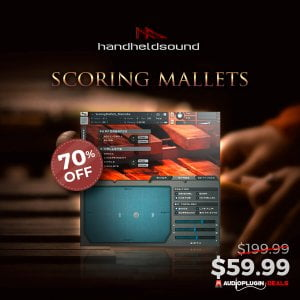 Audio Plugin Deals Scoring Mallets