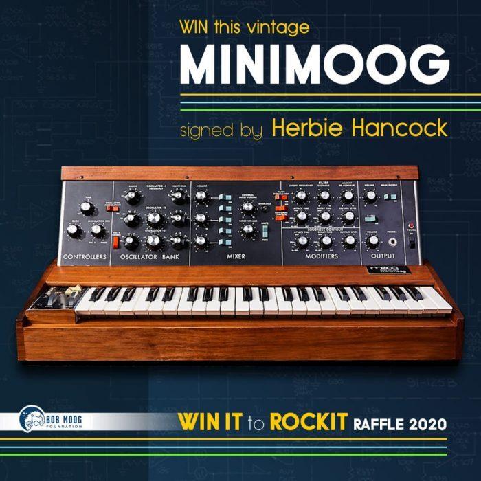 BMF Minimoog2020Raffle