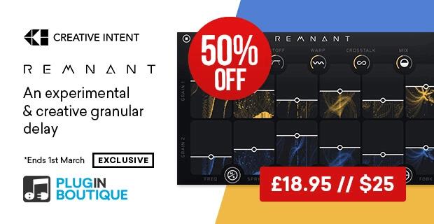 CreativeIntent Remnant 50