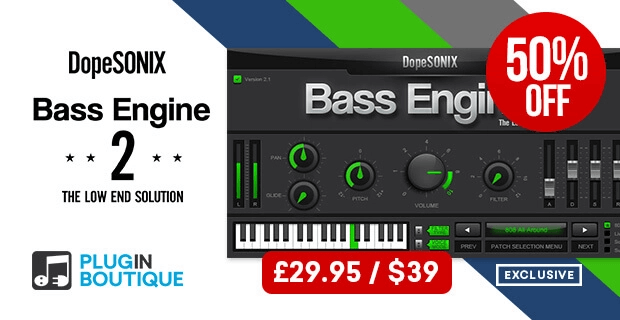 DopeSONIX BassEngine2 50 OFF sale