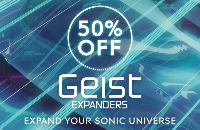 FXpansion 50 OFF Geist Expanders