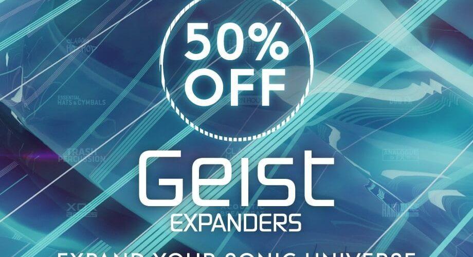 FXpansion 50 OFF Geist Expanders