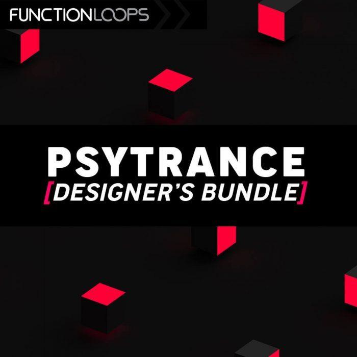 Function Loops Psytrance Designer's Bundle