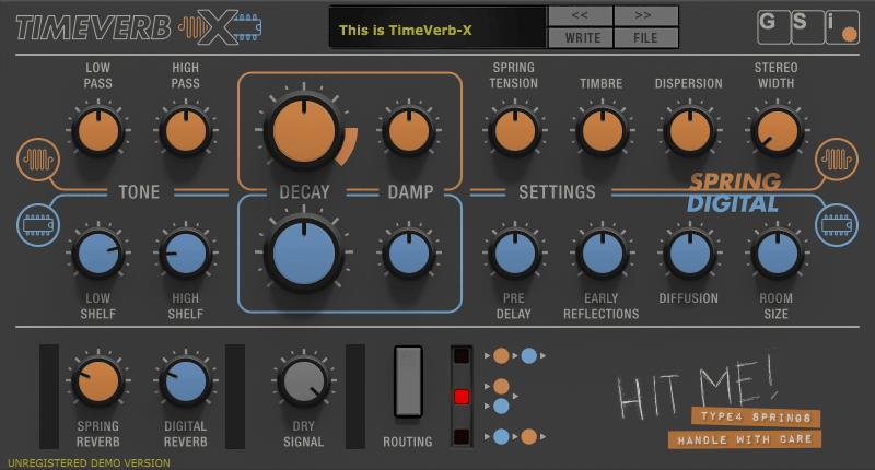 GSi TimeVerb X