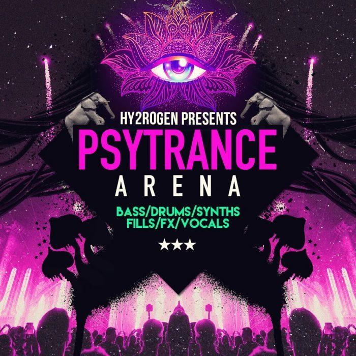 Hy2orgen Psytrance Arena