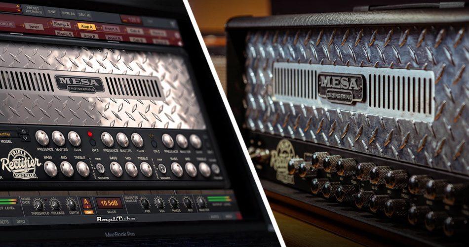 IK Multimedia free Mesa Boogie gear