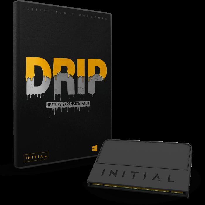 Initial Audio Drip