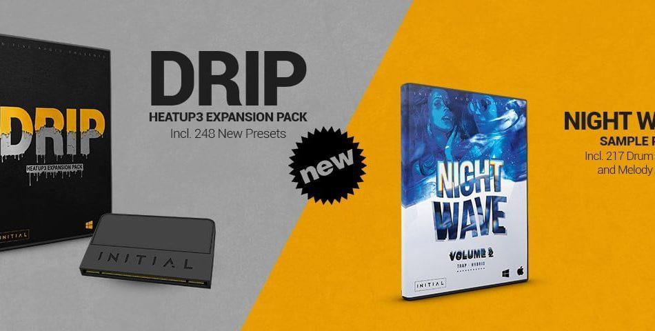 Initial Audio Drip & Night Wave 2