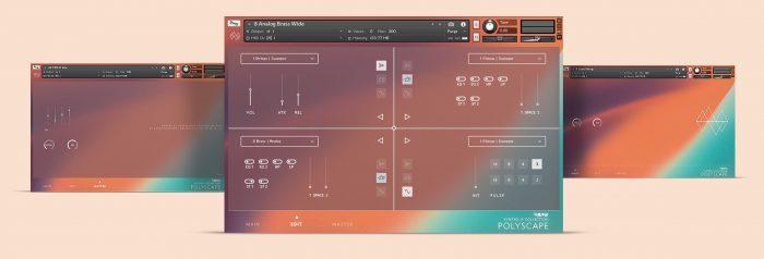 Karanyi Sounds Polyscape GUI