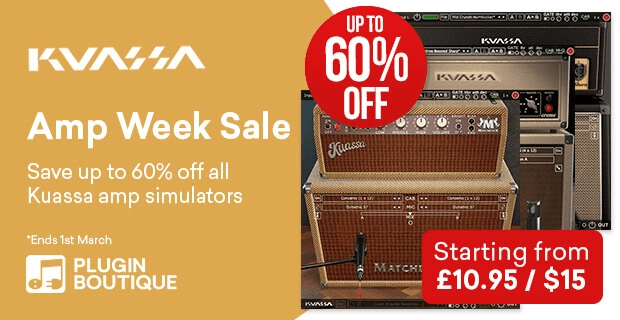 Kuassa Amp Week Sale