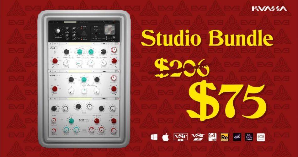 Kuassa Studio Bundle Flash Sale