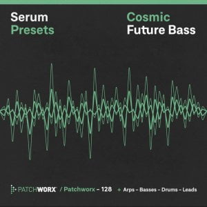 Loopmasters Cosmic Future Bass for Serum
